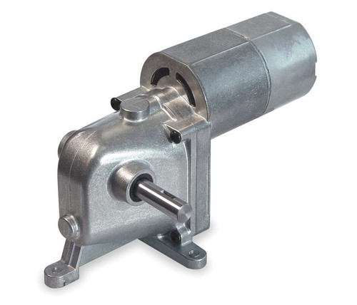Dayton Model 1LPZ5 AC/DC Left Hand Gearmotor 55 RPM 1/15 hp 115V AC (1L482)