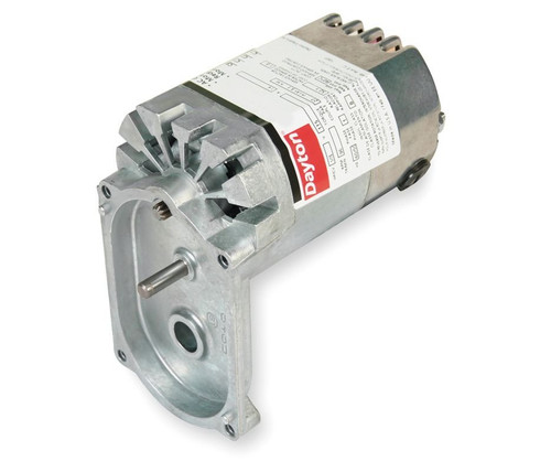Dayton Model 1MDU9 Replacement Motor For Dayton Brand AC/DC Right Angle Gearmotors