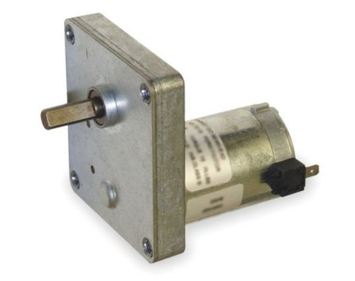 Dayton Model 1LNG3 DC Gear Motor 0.5 RPM 1/1200 hp 12VDC (4Z832)