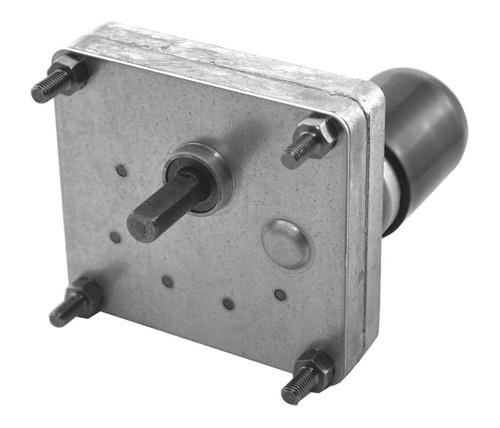 Dayton Model 52JE52 DC Gear Motor 17 RPM 1/125 hp 12VDC