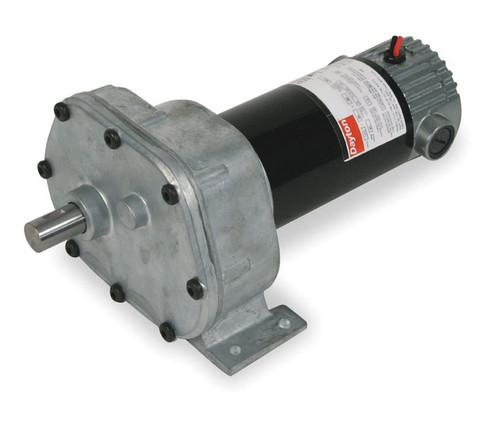 Dayton Model 1LPK1 DC Gear Motor 85 RPM 1/15 hp 12VDC (1L469)