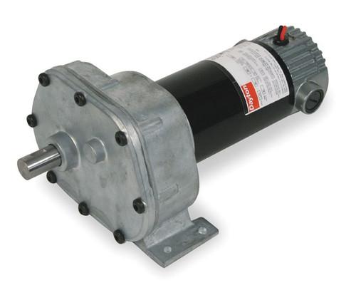 Dayton Model 1LPK6 DC Gear Motor 46 RPM 1/15 hp 90VDC (4Z533)
