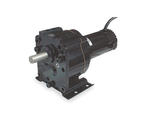 Dayton Model 4Z131 Gear Motor 109 RPM 1/20 hp 90VDC