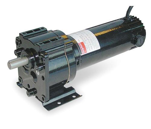 Dayton 1Z820 DC Gear Motor 23 RPM 1/6 hp 12VDC