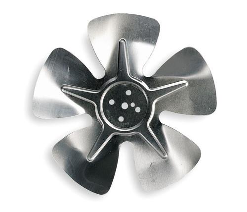 """Model 2218 Century Unit Bearing Aluminum Fan Blade 2 & 4 Watt, 8"""" Diameter, Pusher # 2218"""