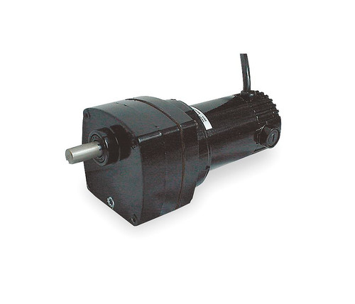 Dayton Model 6Z915 DC Gear Motor 71 RPM 1/20 hp 90VDC