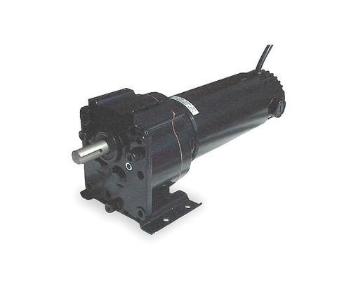 Dayton 2H575 DC Gear Motor 90 RPM 1/4 hp 90VDC