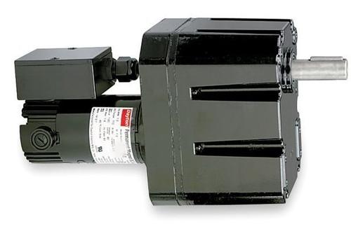 Dayton 2H592 DC Motor 6.5 RPM 1/6 hp TENV 90VDC