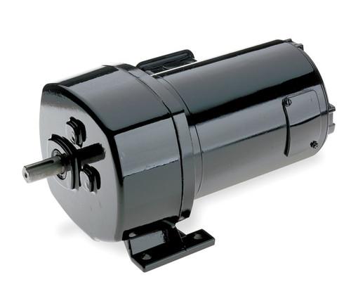 Dayton Model 6Z412 DC Gear Motor 144 RPM 1/4 hp TENV 90VDC