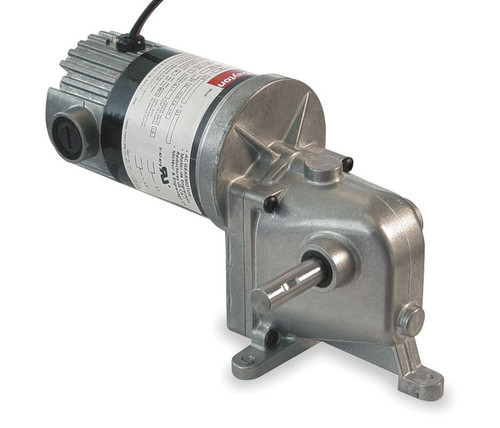 Dayton Model 1LRB4 DC Gear Motor 45 RPM 1/20 hp TENV 90VDC (4Z727)