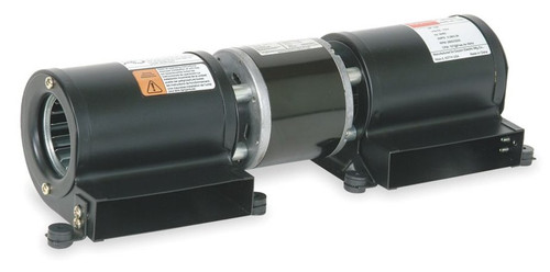 Dayton 1TDU7 Low Profile Blower 115 Volt for Fireplace or Wood Stove (4C825)