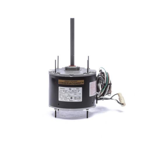 Model 629A Century Rheem-Rudd Motor (51-20760-11) 1/6 hp 825 RPM 208-230V Century # 629A