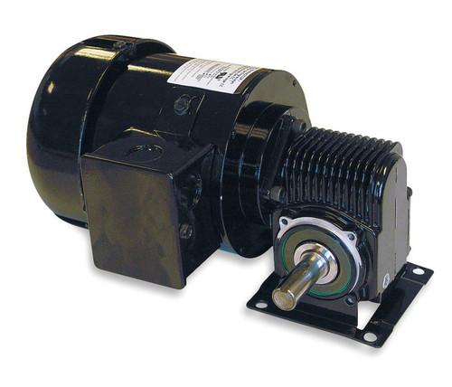 Dayton Model 3XA89 AC Gear Motor 88 RPM 1/4 hp TEFC 115/230V