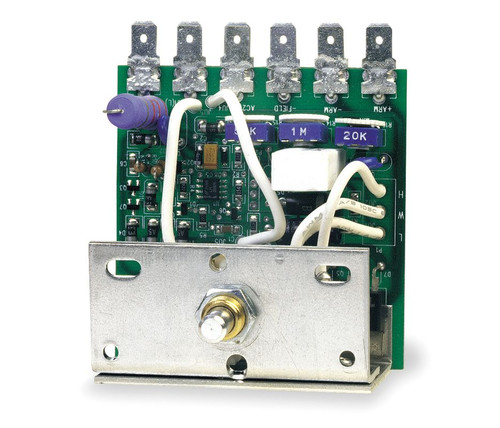 Dart DC Speed Control, 90/180VDC, 2A, NEMA 1/4 Dayton Model 5JJ57