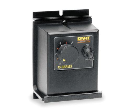 Dart DC Speed Control, 90/180VDC, 3A, NEMA 4/12 Dayton Model 5JJ58