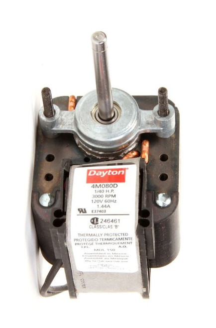 Dayton Electric C-Frame Vent Fan Motor 1/40 hp 3000 RPM 115V Model 4M080