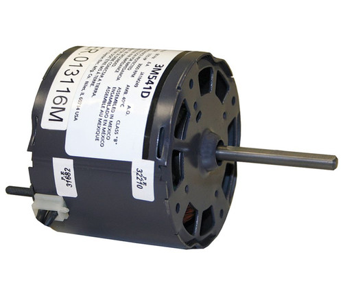 "1/70 hp, 3000 RPM, 115 Volt, 3.3"" diameter Dayton Electric Motor Model 3M541"