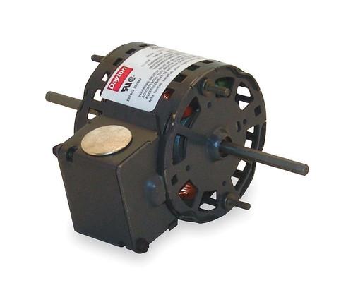 "1/40 hp, 1550 RPM, 115 Volt, 3.3"" diameter Dayton Electric Motor Model 3M724"
