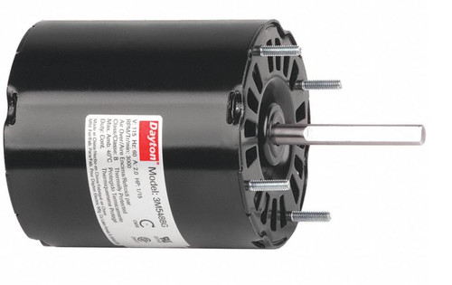 "1/15 hp, 3000 RPM, 115 Volt, 3.3"" diameter Dayton Electric Motor Model 3M548"