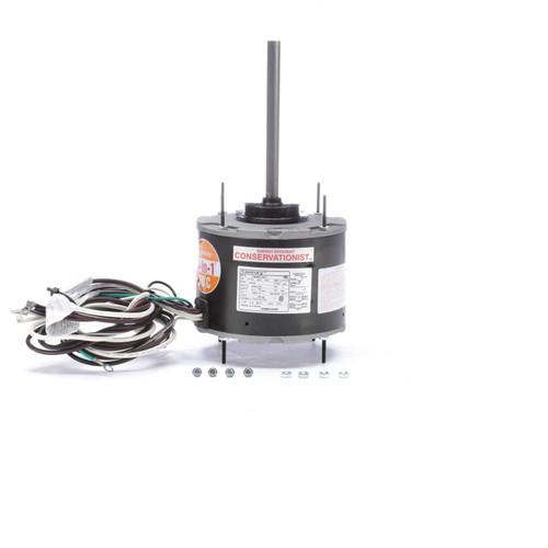 ORM5458F Century Rheem - Rudd Motor (K55HXTDD-8385) 1/3 HP 1075 RPM, 70°C, 208-230V # ORM5458F