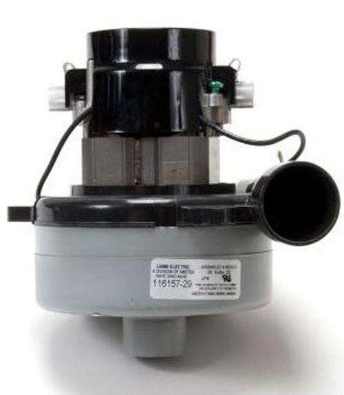 116157-29 Ametek Lamb Vacuum Blower Motor 24V DC (Tennant 601468)