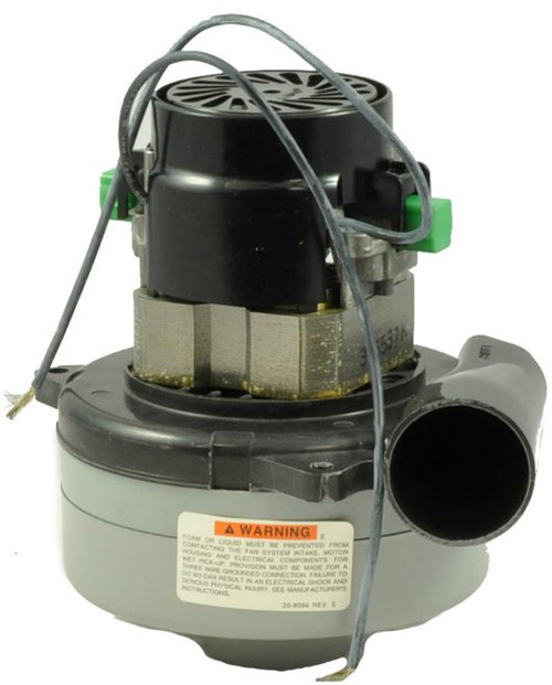 116158-01 Ametek Lamb Vacuum Blower Motor 36VDC (Advance 56395785 Kent 56395875 Star 102800)