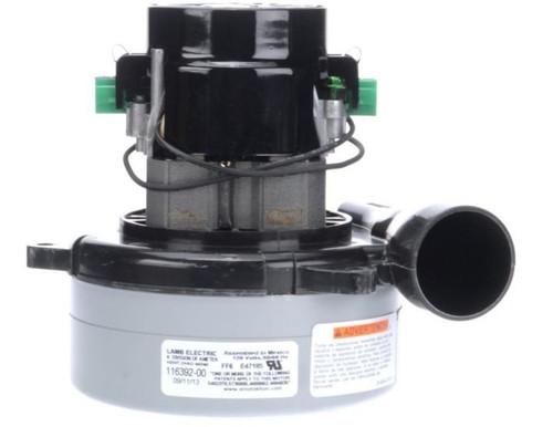 Ametek Lamb Vacuum Blower / Motor 120V 116392-00 (Replaces 116392-01)