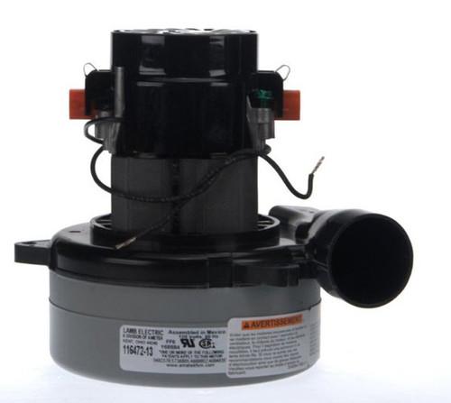 Ametek Lamb Vacuum Blower / Motor 120V 116472-13