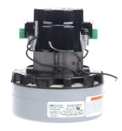 Ametek Lamb Vacuum Blower / Motor 120V 116757-13