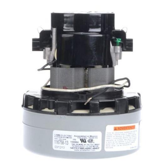 Ametek Lamb Vacuum Blower / Motor 120V 116758-13 (Tennant 130406)