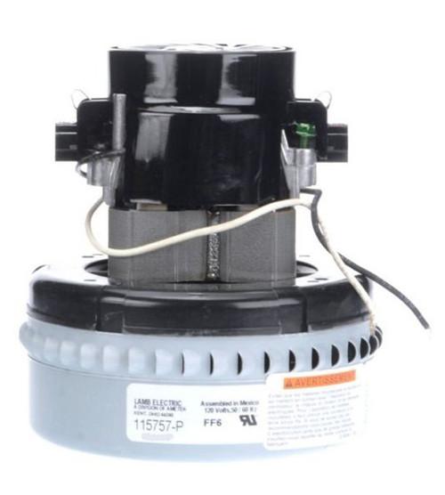 Ametek Lamb Vacuum Blower / Motor 120V 115757-P