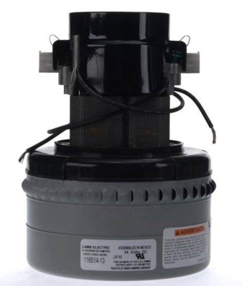 116514-13 Ametek Lamb Vacuum Blower / Motor 24V DC (Factory Cat 5-225)