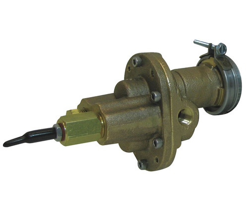 "Rotary Gear Pumps - Carbonator Mount - 1/2hp motor required 3/8"" port size Bronze # 4KHP9"