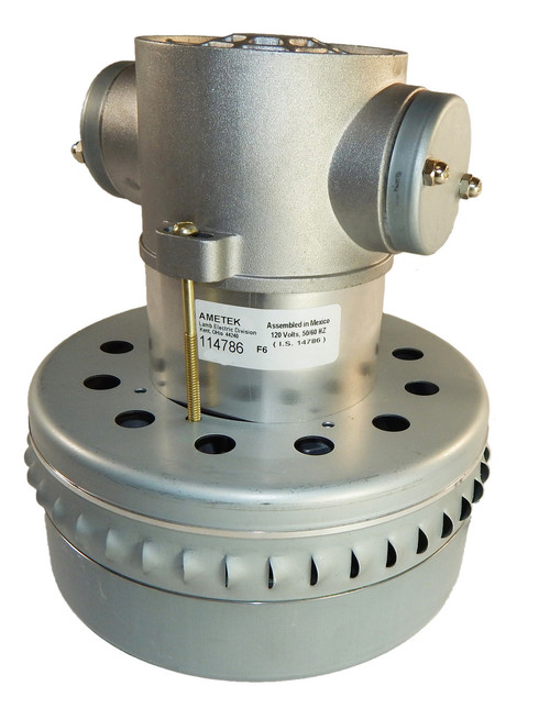 114786 Ametek Lamb Vacuum Blower