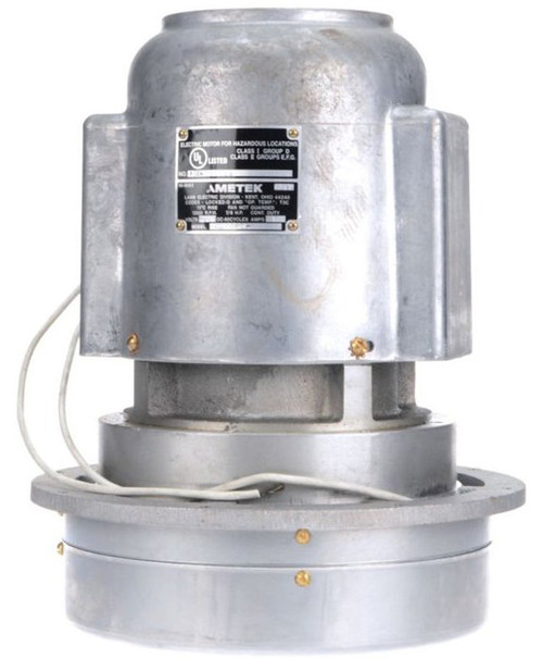 Ametek Lamb Vacuum Blower / Motor 230V Hazardous Location 114589