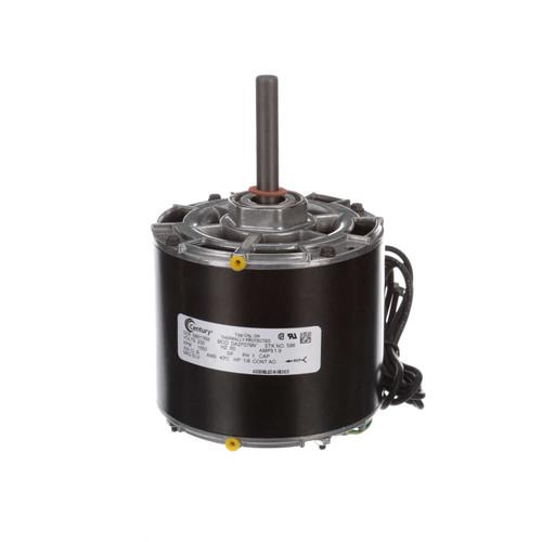 Trane (DA2F079, DA2F080) Electric Motor 1/8 hp 1550 RPM 230V Century # 598