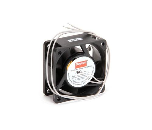 2RTE5 Dayton Axial Fan 230 Volts AC; 3.8 Watts; 18 CFM;