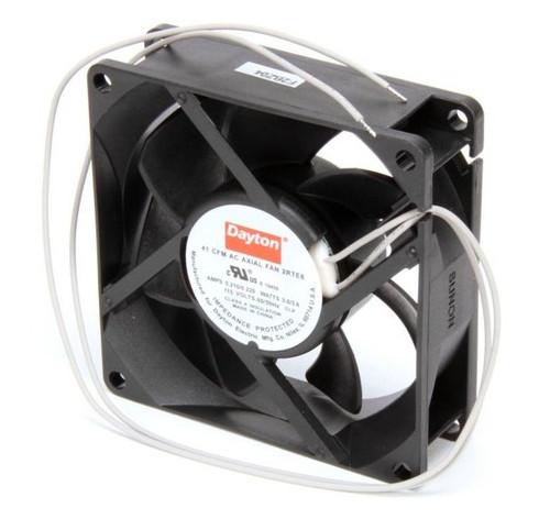 2RTE8 Dayton Axial Fan 115 Volts AC; 3.6 Watts; 41 CFM;