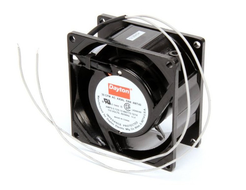 4WT40 Dayton Axial Fan 115 Volts AC; 12 Watts; 30 CFM;