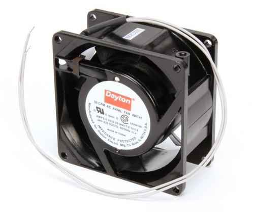 4WT41 Dayton Axial Fan 230 Volts AC; 16 Watts; 30 CFM;