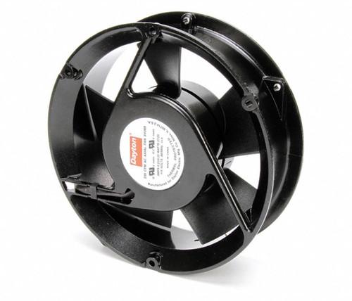 3VU69 Dayton Round AC Axial Fan 115V; 27 Watts; 239 CFM;