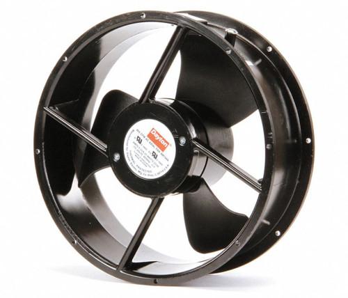 4WT44 Dayton Round AC Axial Fan 115V; 23 Watts; 665 CFM;