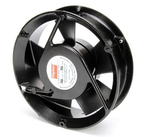 3VU67 Dayton Round AC Axial Fan 230V; 26 Watts; 665 CFM;