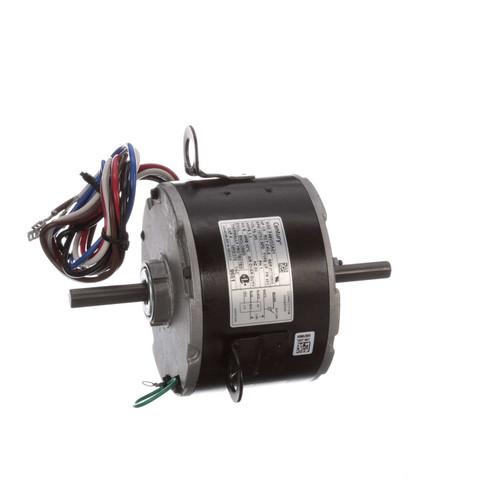 Trane Motor (5KCP39DGK013T, 5KCP39EG5967S) 1/5 hp 1075 RPM 265V Century # 9651