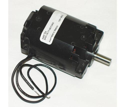 Ametek AC/DC Power Nozzle Electric Motor 1/4hp; 20,000 RPM; 120V Model 118155-54