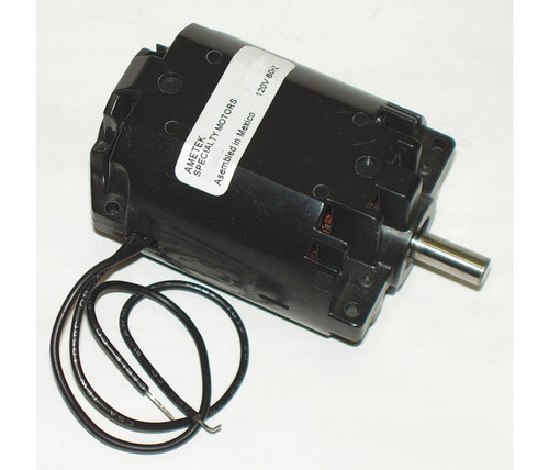 Ametek AC/DC Power Nozzle Electric Motor 1/4hp; 19,500 RPM; 120V  Model 118154-54