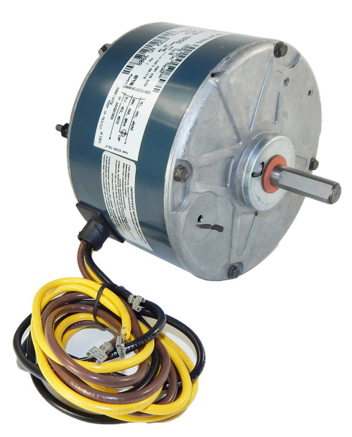 Fasco G3908 Motor | Carrier Condenser Electric Motor (5KCP39BGY825S) 1/12hp, 1075 RPM, 208-230V