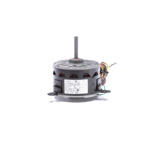 Model 9650 Century Carrier Electric Motor 1/6hp, 1075 RPM, 1.2 amps, 208-230 Volts Century # 9650