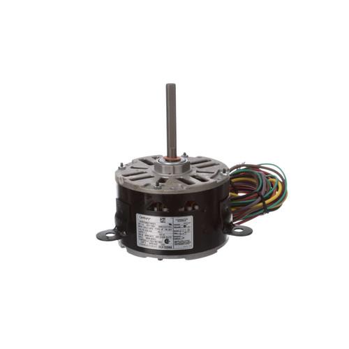 OCA10206A Century Carrier Electric Motor 1/5hp 1050 RPM 1.3 amps 208-230V Century # OCA10206