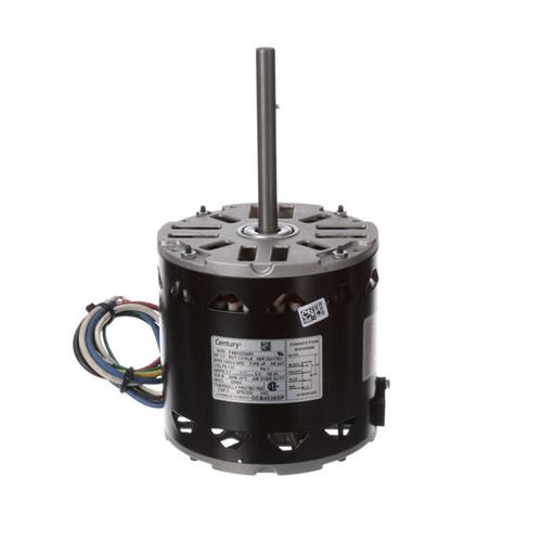 Carrier Furnace Motor 1/3 hp, 1075 RPM, 5.7 amps, 115V Century # OCB4036SP
